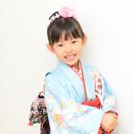 町田 美容室 美容院 七五三 ヘアセット 写真